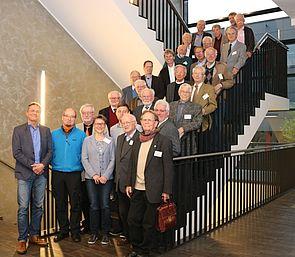 Teilnehmer des 18. Emeriti-Treffens
