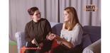 Abbildung: Blickfang goes TV-Talkshow